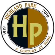 Highland Park, Hamilton, Ohio Logo